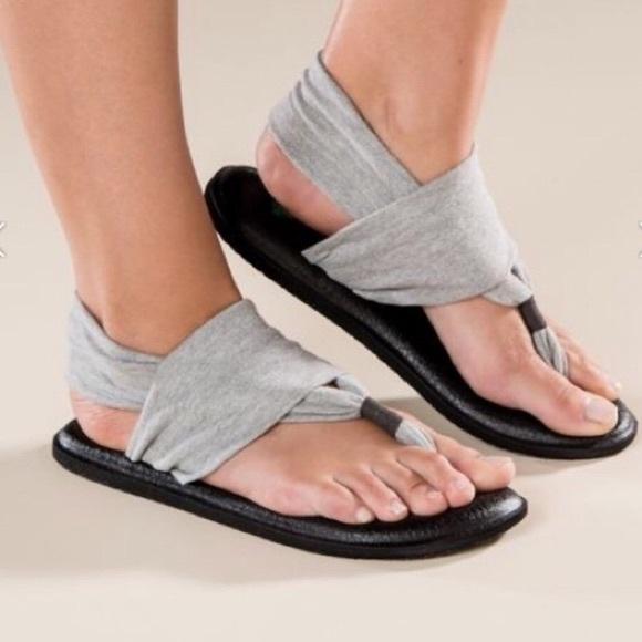 get online sold worldwide casual shoes Sanuk Shoes | Womens Yoga Sling 2 Sandal Euc | Poshmark